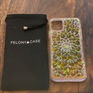 iPhone 11 Pro Max Felony Case